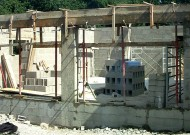 Maçonnerie agrandissement extension maison garage véranda