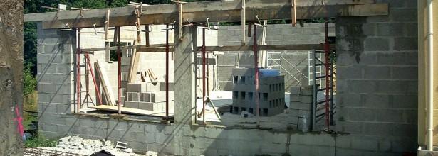 Travaux de ma onnerie extension maison garage r novation for Garage seat saint nazaire